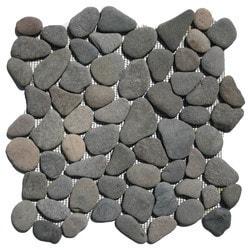 CNK Tile Pebble Tiles Model 150723151 Kitchen Stone Mosaics
