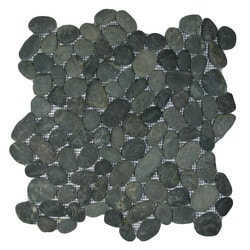 CNK Tile Pebble Tiles Model 150723161 Kitchen Stone Mosaics
