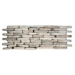CNK Tile Pebble Tiles Model 151184091 Kitchen Stone Mosaics