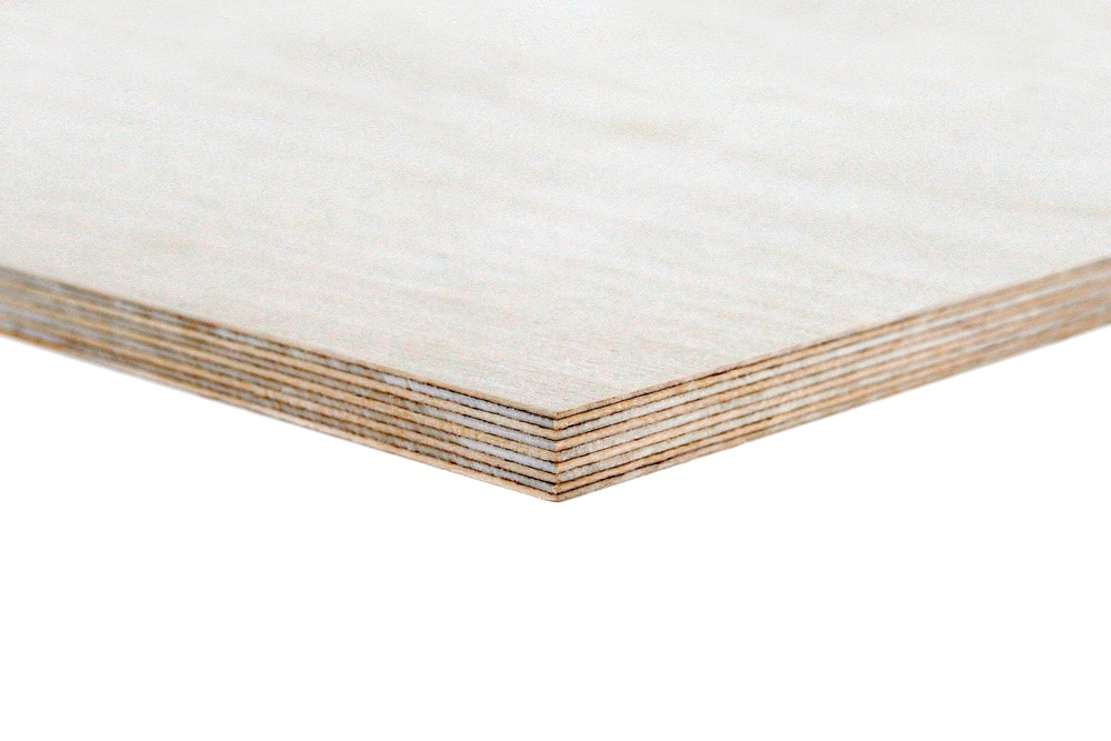 Welldonewood baltic birch plywood 4x8 baltic birch for Birch wood cost