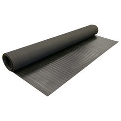 Rubber Cal Wide Rib Type 151070901 Specialty Flooring in Canada