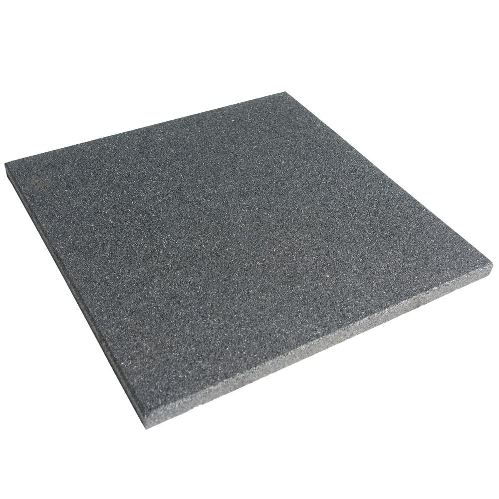 rubber cal eco sport eco sport 1 inch interlocking flooring tiles 1 x 20 x 20 inch rubber. Black Bedroom Furniture Sets. Home Design Ideas