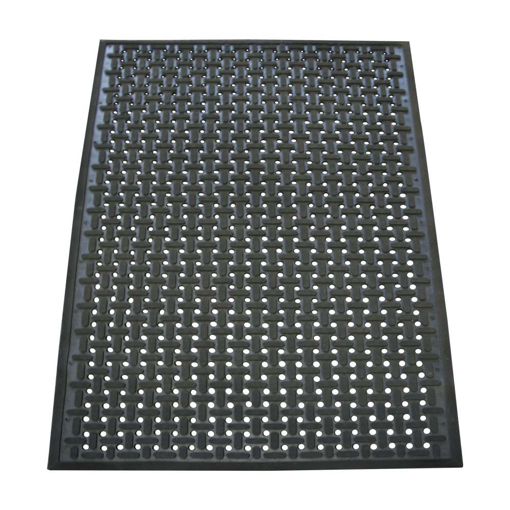 Rubber Kitchen Mats: Rubber-Cal Kitchen Mat Kitchen Mat 100% Nitrile Rubber