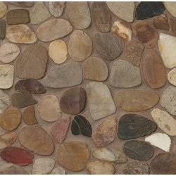 Bedrosians Hemisphere Model 150741681 Kitchen Stone Mosaics