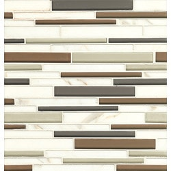 Bedrosians Interlude Series Type 150854991 Kitchen Wall Tiles in Canada