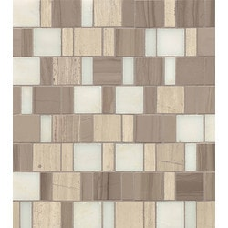 Bedrosians Marble Natural sone mosaics Model 150744531 Kitchen Stone Mosaics