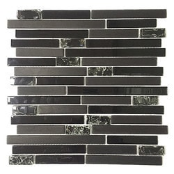 Newlinkz Glass mosaic Model 150809571 Kitchen Glass Mosaics