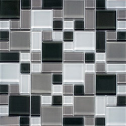Newlinkz Glass mosaic Model 150809621 Kitchen Glass Mosaics