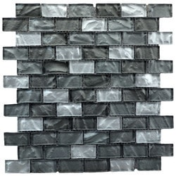 Newlinkz Glass mosaic Model 150809561 Kitchen Glass Mosaics
