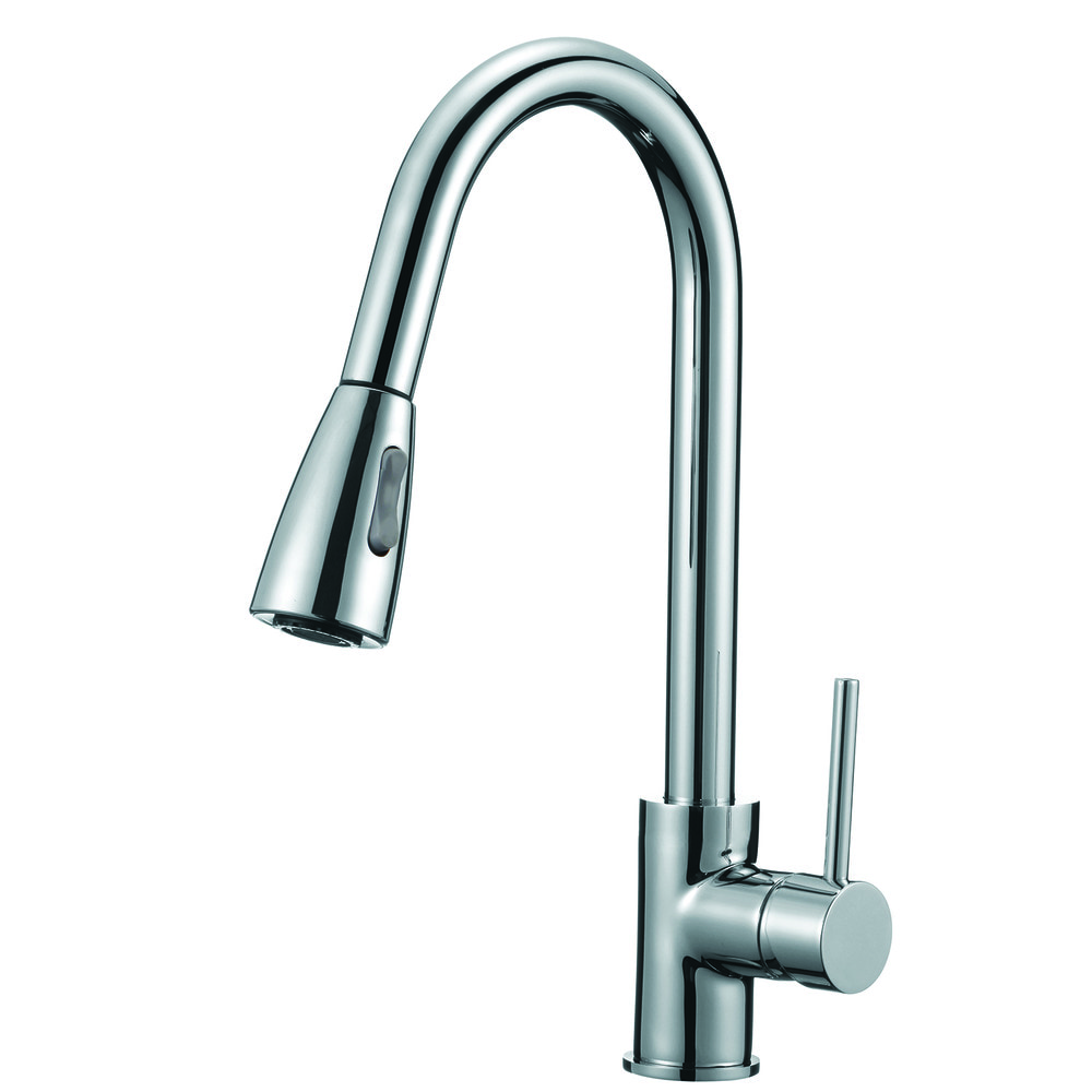 Newlinkz Kitchen Faucet Lead Free 16 in High Arch