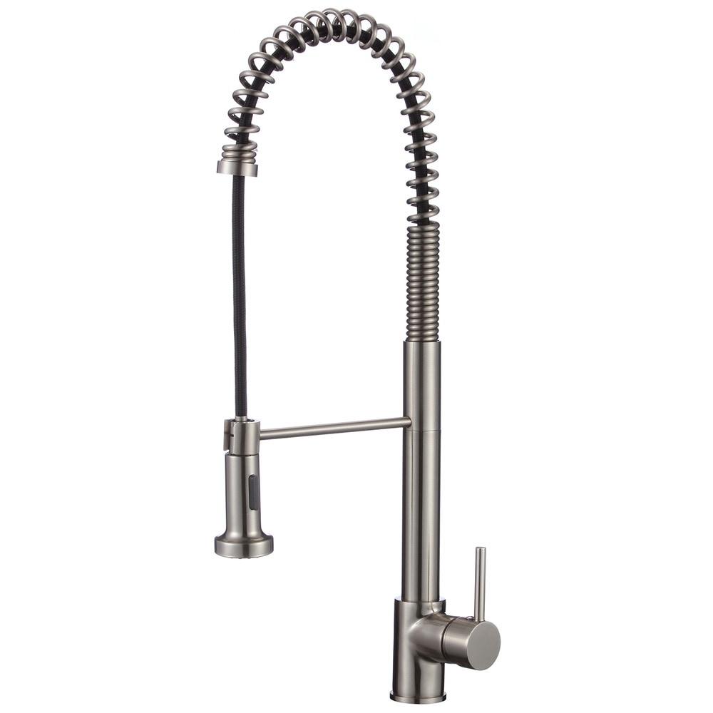 Newlinkz Kitchen Faucet Lead Free 24 2 in High Arch