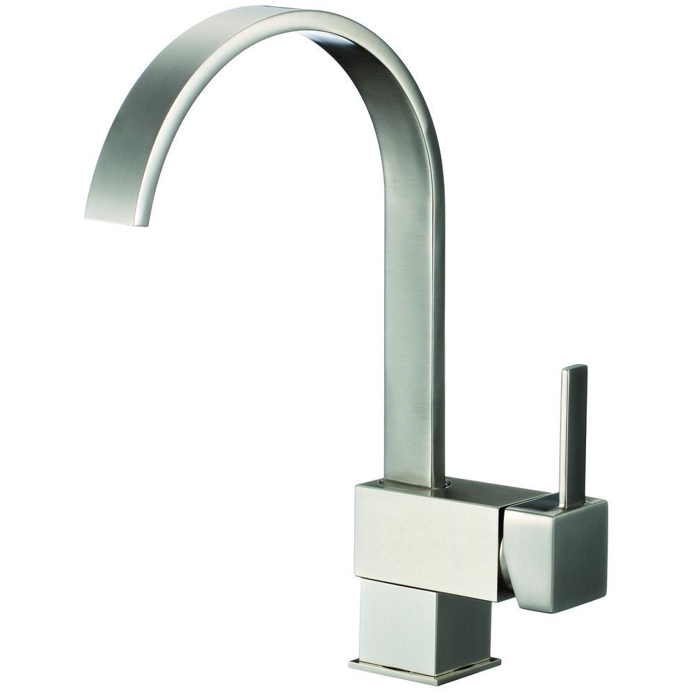 High Arch Kitchen Faucet