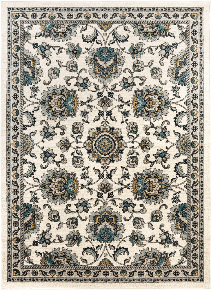 Tayse Rugs Kensington Collection Rugs Traditional Kns1117 8x11 7 39 10 39 39 X 10 39 3 39 39