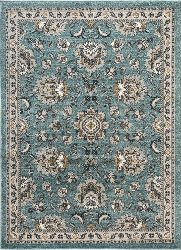 Tayse Rugs Kensington Collection Rugs Traditional Kns1119 3x8 2 39 7 39 39 X 7 39 3 39 39