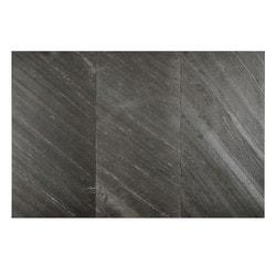 FastStone Peel & Stick Slate Wall Tile Black Line Model 150714861 Kitchen Stone Mosaics
