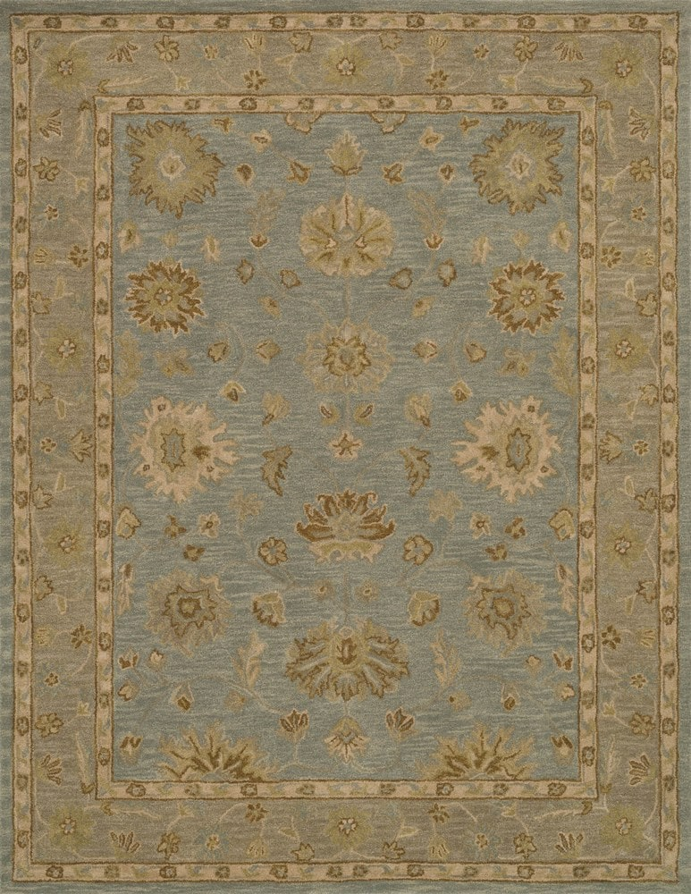Loloi Inc Maple Traditional Mist Taupe 3 6 Quot X 5 6 Quot