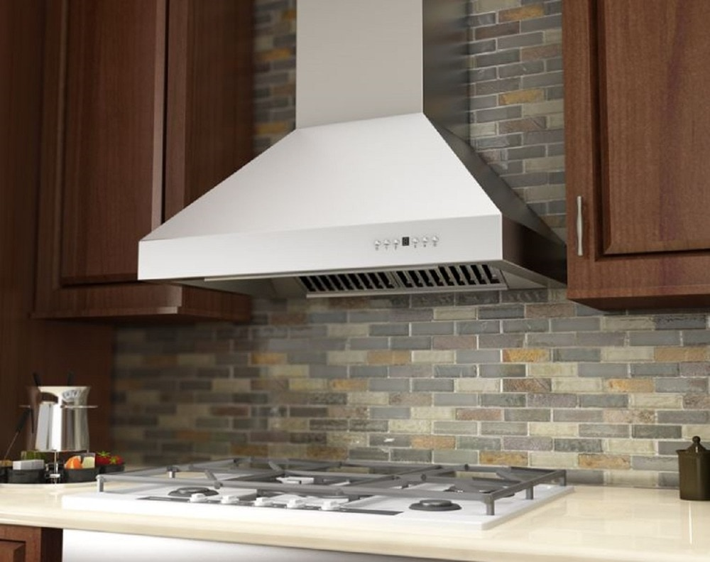 Kitchen Range Hoods Product ~ Zline kitchen and bath quot cfm outdoor wall mount