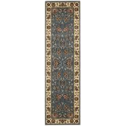 Nourison - Nourison Persian Arts Light Blue Area Rug BD05 151236921