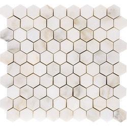Marbletiledirect CALACATTA VERDE MOSAICS Model 150950861 Kitchen Stone Mosaics
