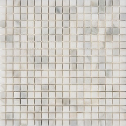 Marbletiledirect CALACATTA VERDE MOSAICS Model 150950901 Kitchen Stone Mosaics