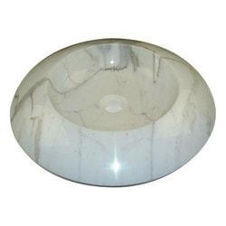 Marbletiledirect ITALIAN CALACATTA GOLD SINK Model 150951191 Bathroom Sinks