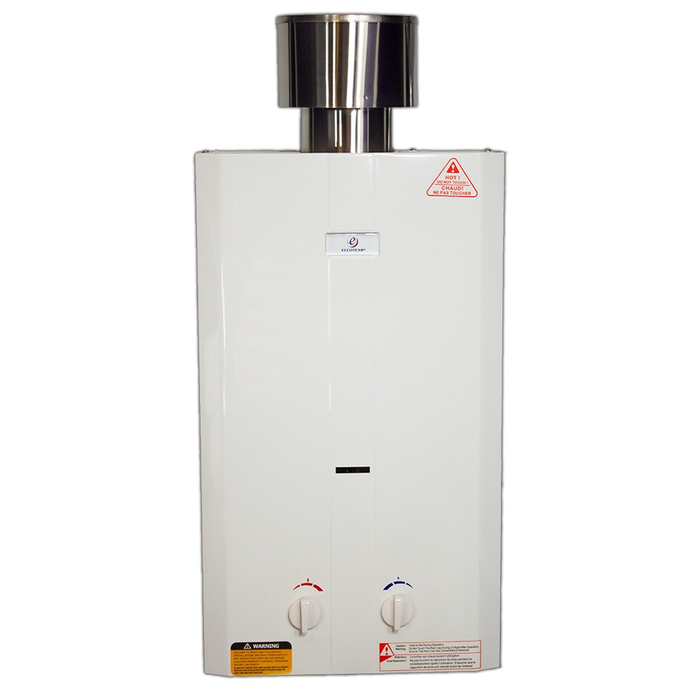 Eccotemp Systems Llc Eccotemp System Llc Eccotemp L10 Portable Outdoor Tankless Water Heater