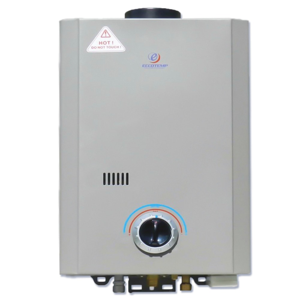 Eccotemp Systems Llc Eccotemp System Llc Eccotemp L7 Portable Outdoor Tankless Water Heater