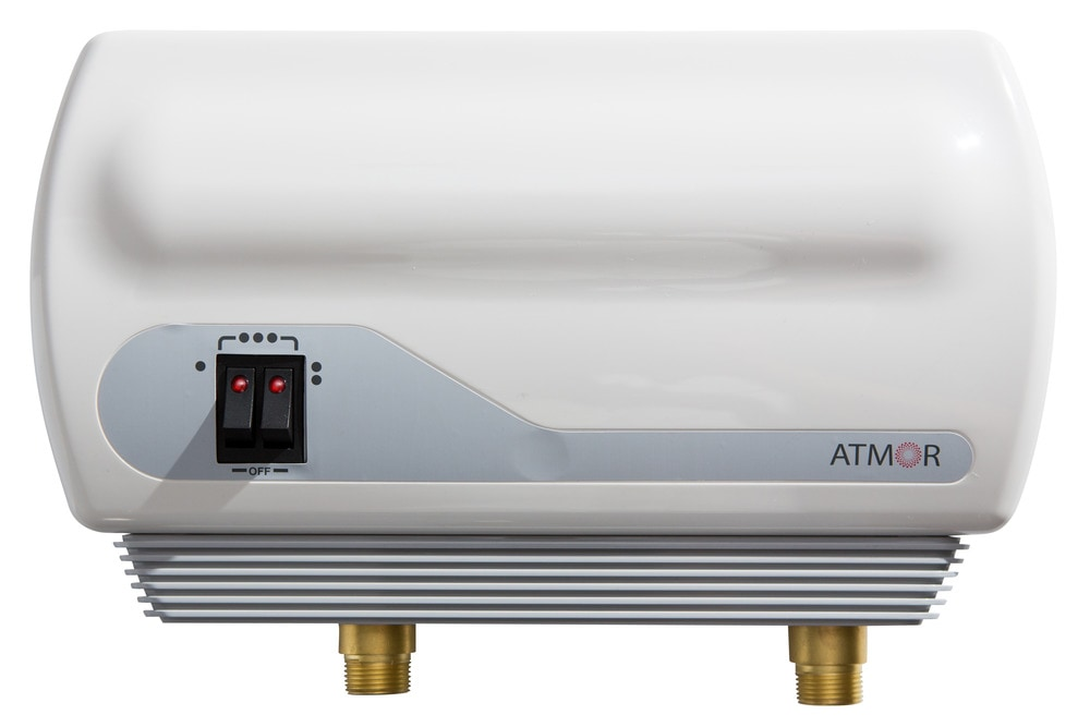 Atmor atmor 900 series tankless electric instant water for Used water heaters
