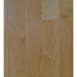"GreenTouch 1/2"" Engineered Hardwood Smooth Maple Model 151508491 Engineered Hardwood Floors"