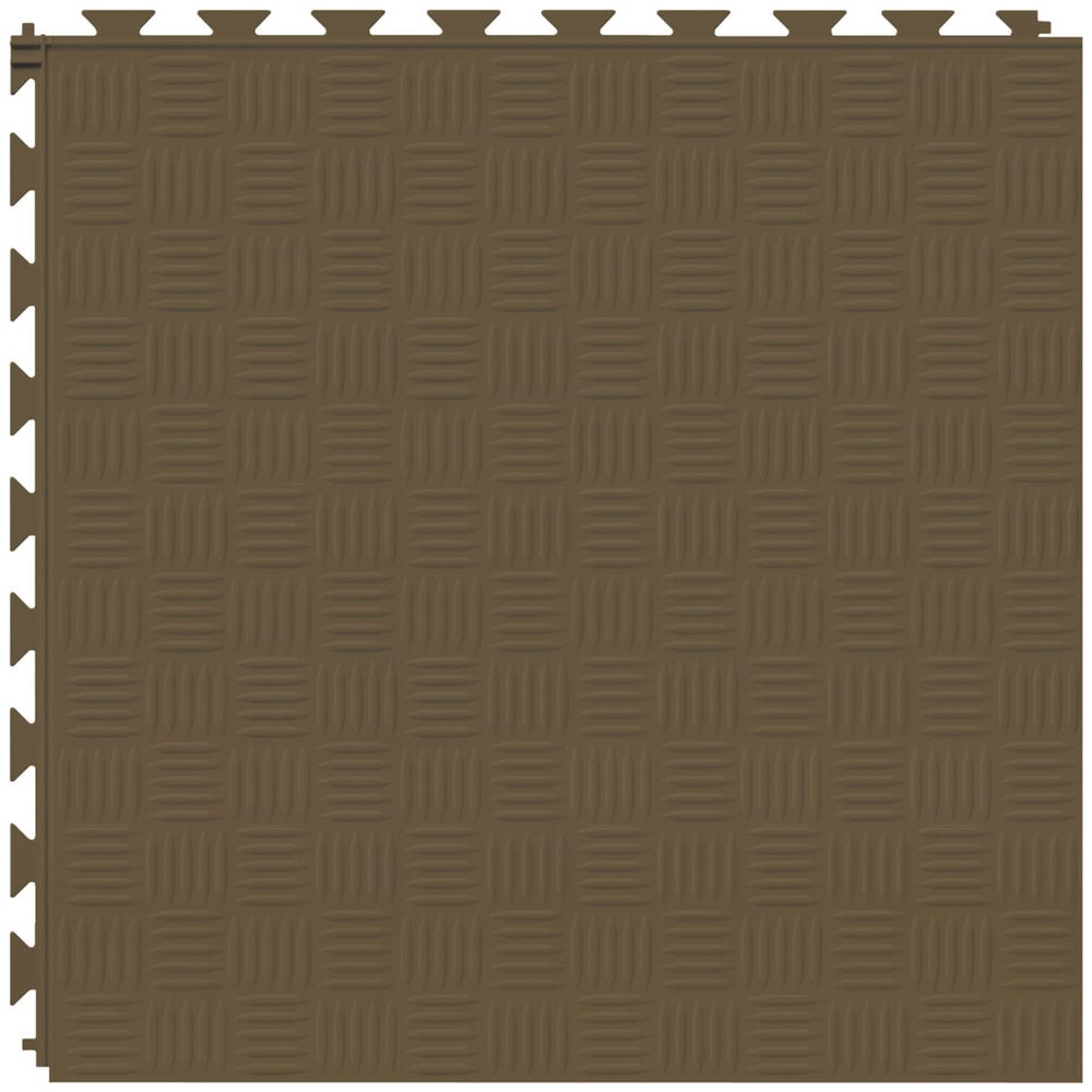 Tuff Seal Prime Hidden Interlock Vinyl Floor Tile