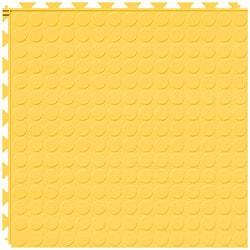 Tuff Seal Prime Hidden Interlock / Vinyl Floor Tile/ Glueless / Stud Surface Model 151766681 Specialty Flooring