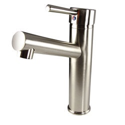 Fresca Savio Single Hole Mount Bathroom Vanity Faucet Type 151633341 Bathroom Faucets in Canada