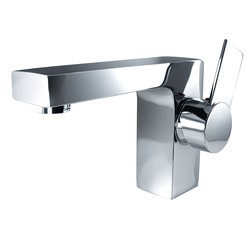 Fresca Isarus Single Hole Mount Bathroom Vanity Faucet Chrome Model 151633091 Bathroom Faucets