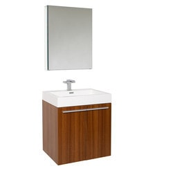 Fresca Alto Modern Bathroom Vanity with Medicine Cabinet Type 151621161 Bathroom Vanities in Canada