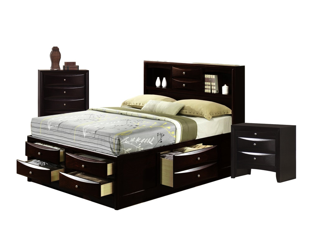 home furniture bedroom all products king size storage bedroom set 3
