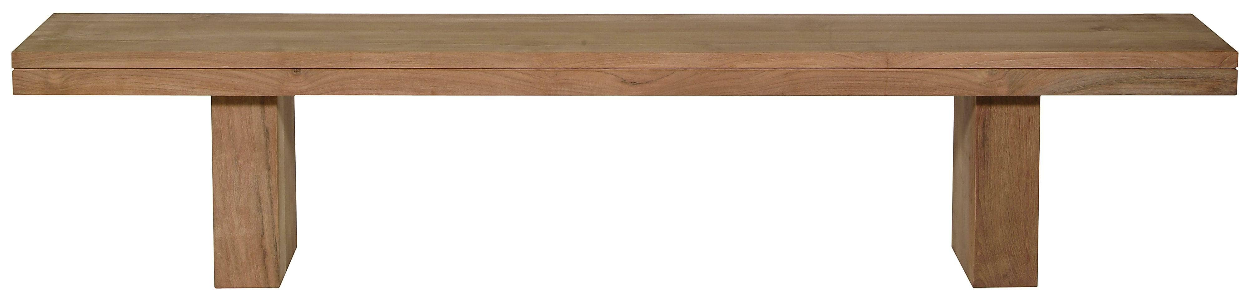 Moe's Home Collection - Double Teak Bench Large 151748151