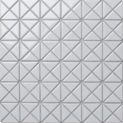 ANT TILE Glossy Porcelain Mosaic Tile Model 151394811 Kitchen Wall Tiles