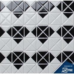 ANT TILE Glossy Porcelain Mosaic Tile Model 151394901 Kitchen Wall Tiles