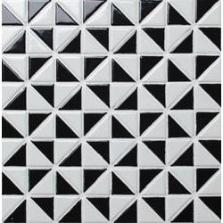 ANT TILE Glossy Porcelain Mosaic Tile Model 151394841 Kitchen Wall Tiles