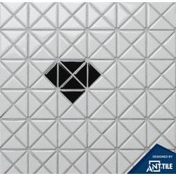 ANT TILE Glossy Porcelain Mosaic Tile Model 151394881 Kitchen Wall Tiles