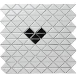 ANT TILE Glossy Porcelain Mosaic Tile Model 151395351 Kitchen Wall Tiles