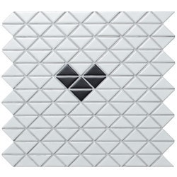 ANT TILE Matte Porcelain Mosaic Tile Model 151394921 Kitchen Wall Tiles