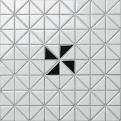 ANT TILE Glossy Porcelain Mosaic Tile Model 151394861 Kitchen Wall Tiles