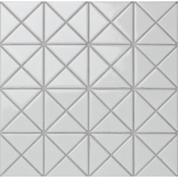 ANT TILE Triangle Porcelain Mosaic Tile Model 151394671 Kitchen Wall Tiles