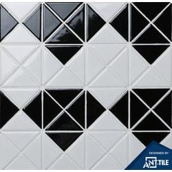 ANT TILE Glossy Porcelain Mosaic Tile Model 151394791 Kitchen Wall Tiles