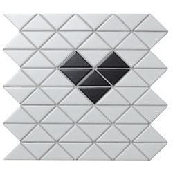 ANT TILE Matte Porcelain Mosaic Tile Model 151394781 Kitchen Wall Tiles