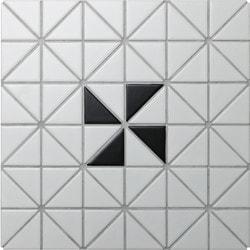 ANT TILE Matte Triangle Porcelain Mosaic Tile Model 151394721 Kitchen Wall Tiles