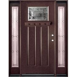Exterior doors by epoch fiberglass online discount for Cheap external front doors