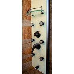Pulse ShowerSpas Showers Model 151106451 Shower Panels