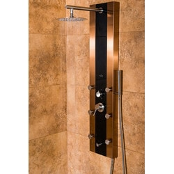Pulse ShowerSpas Showers Model 151106491 Shower Panels